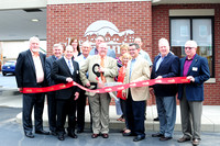 Community Bank Ribbon Cutting