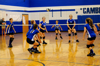 7th Volleyball vs. Buckeye Trail