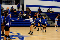 Varsity Volleyball vs. Zanesville