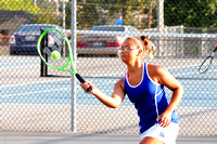 CHS Tennis vs. Dover